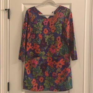 Jcrew size 4 shift dress
